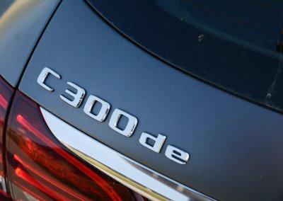 Mercedes-Benz C 300 de T-Modell