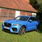Jaguar F-Pace SVR – Da geht was