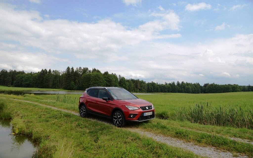 Seat Arona TGI – Der erste CNG-SUV