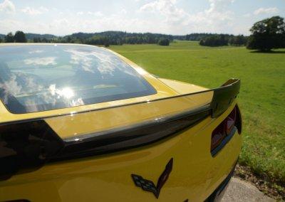 Chevrolet Corvette Z06 Coupé Track Edition