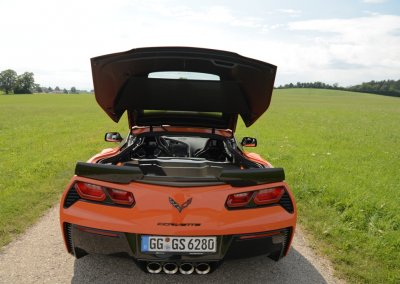 Chevrolet Corvette C7 Grand Sport Final Edition