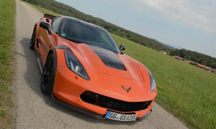 Chevrolet Corvette C7 – Final Edition