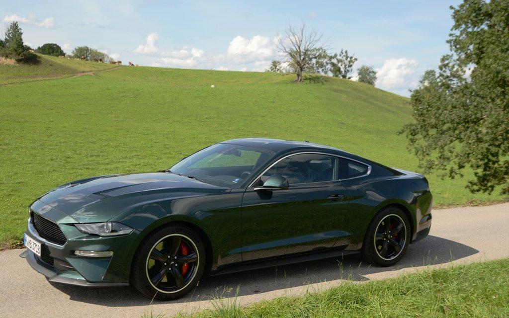 Ford Mustang Bullitt – 50 Jahre später
