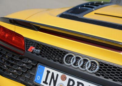 Audi R8 Spyder V10 Performance quattro