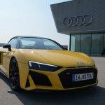 Audi R8 Spyder – Offener Genuss der Superlative