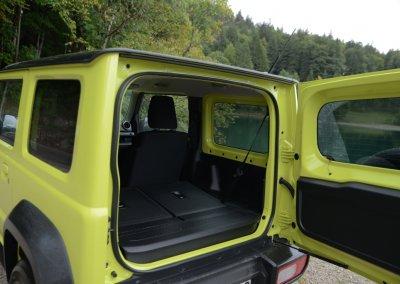 Suzuki Jimny 1.5 Allgrip Comfort+