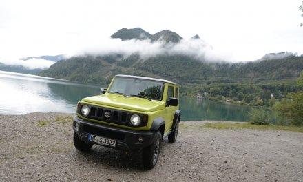 Suzuki Jimny – Der letzte echte Geländewagen