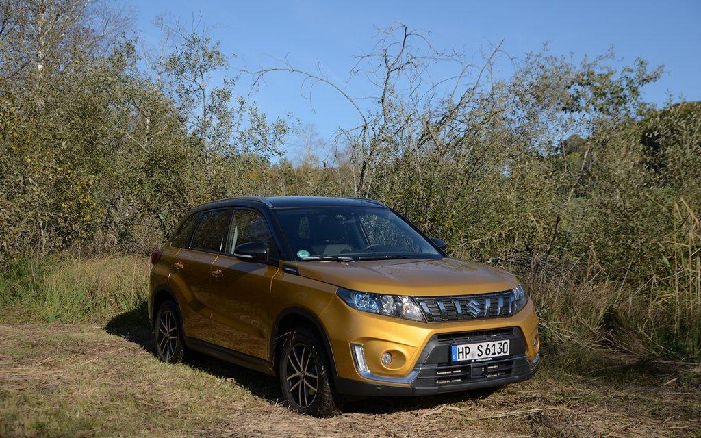 Suzuki Vitara – Feiner Kompakt-SUV