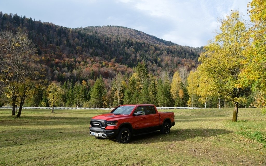 Ram 1500 Rebel – V8-Power mit Zugkraft
