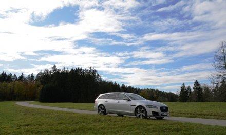 Jaguar XF Sportbrake – Diesel mit Bums