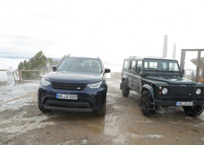 : Land Rover Discovery 3.0l SD6 HSE