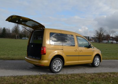 VW Caddy TGI Trendline