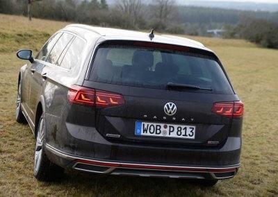 VW Passat Alltrack 2.0 TDI 4Motion