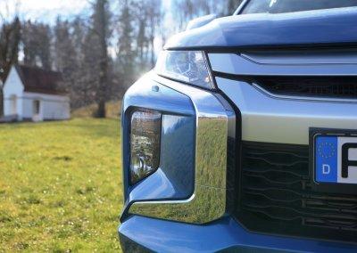 Mitsubishi L200 Doppelkabine Plus