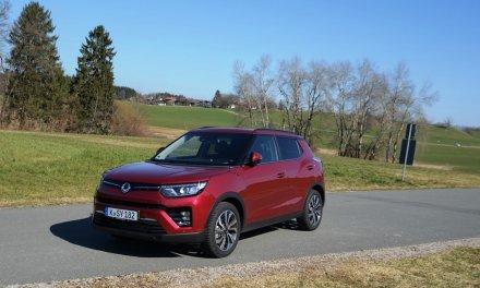 SsangYong Tivoli – Kleiner SUV ganz groß