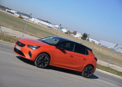 Opel Corsa-e First Edition