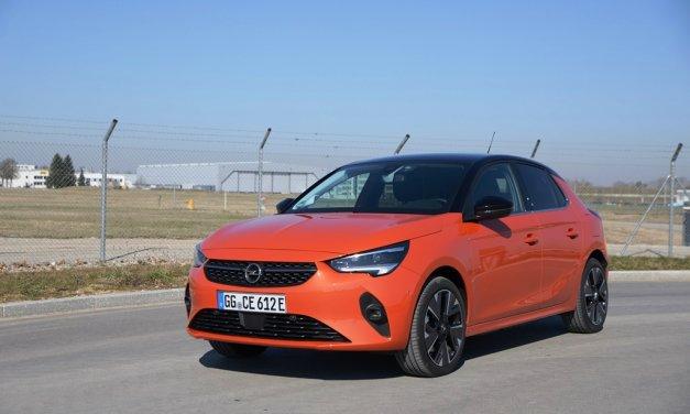 Opel Corsa-e – Ein feiner Elektriker