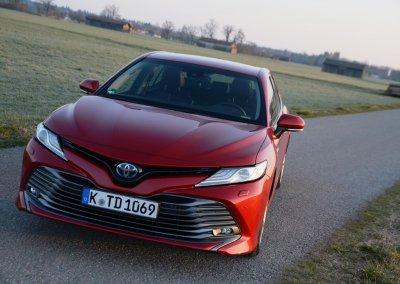 Toyota Camry Hybrid Executive