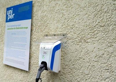 Ladestation uniper Walchensee-Kraftwerk