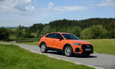 Audi Q3 Sportback 40 TDI quattro – Saubere Dieselpower