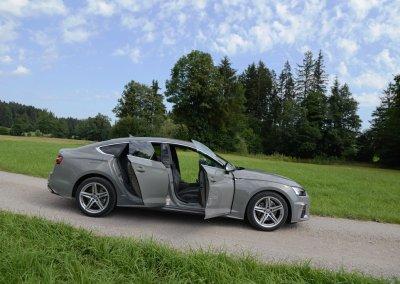 Audi A5 Sportback 40 g-tron S line