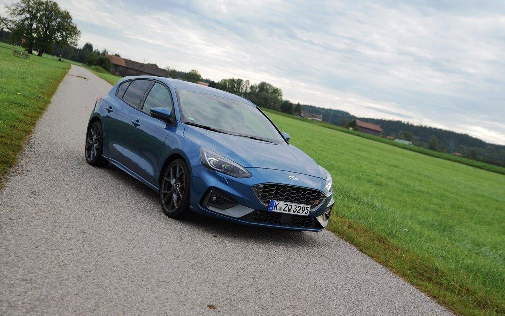 Ford Focus ST – Der kompakte Racer