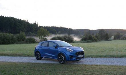 Ford Puma – Mildhybrid mit Schmackes