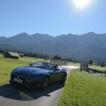 Jaguar F-Type P300 Cabriolet – Sind Vier genug?
