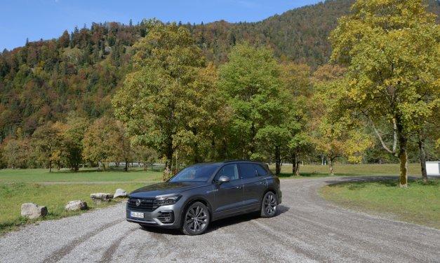 VW Touareg V8 – Abschied mit Wehmut