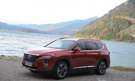 Hyundai Santa Fe – Jetzt aber schnell