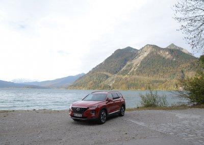 Hyundai Santa Fe 2,2 CRDi 4WD Premium