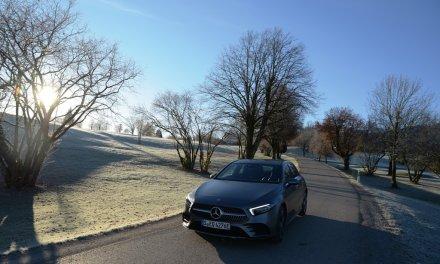 Mercedes-Benz A 250 e – Elektrifizierte A-Klasse