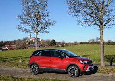 Opel Crossland 1.2 Direct Injection Turbo