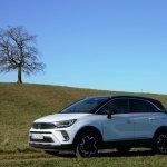 Opel Crossland – Das neue Gesicht
