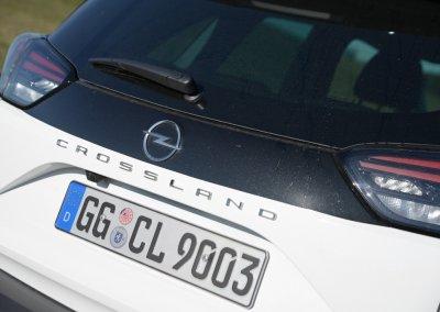 Opel Crossland Typbezeichnung