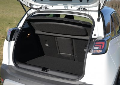 Opel Crossland Kofferraum