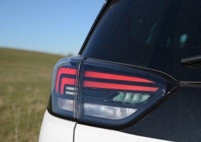 Opel Crossland Rücklicht