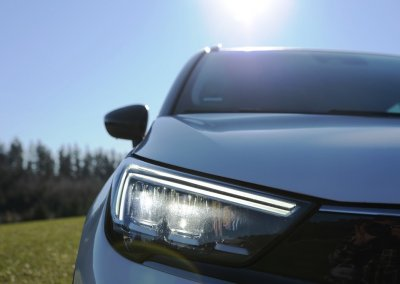 Opel Crossland Scheinwerfer