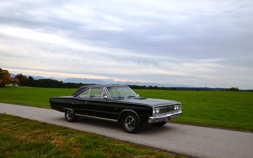 Dodge Coronet R/T – Rares Muscle-Car