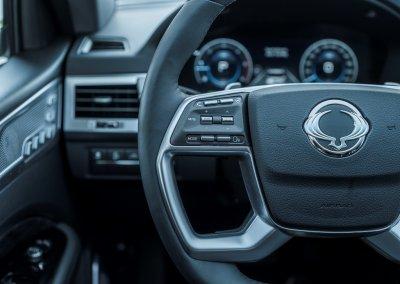 SsangYong Rexton 4WD Sapphire