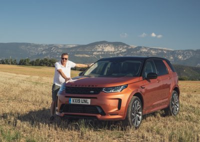 Land Rover Discovery D240 MHEV AWD R-Dynamic S