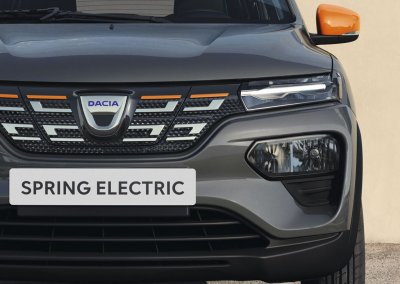 Dacia Spring Electric Front Licht