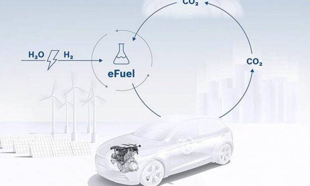 E-Fuels als Baustein für eine saubere Mobilität