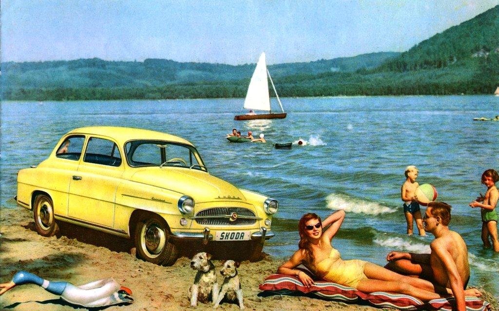 Skoda Octavia – 60 Jahre Erfolgsgeschichte
