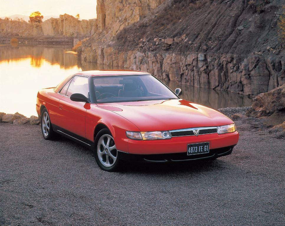 Mazda Eunos Cosmo Rotary Coupé 1990