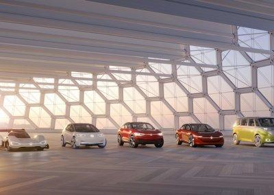 I.D. Familie VW 2018