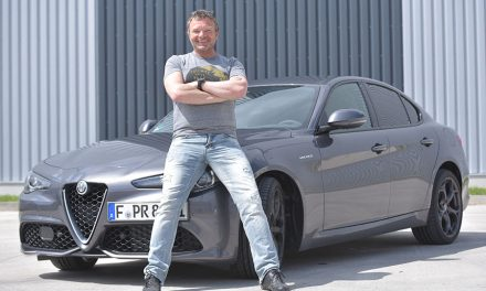 Alfa Romeo Giulia – Grande Amore