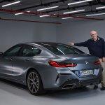 BMW 8er Gran Coupé: das sportliche Reisemobil