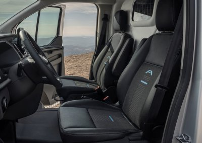 Ford Transit Custom Active Interieur