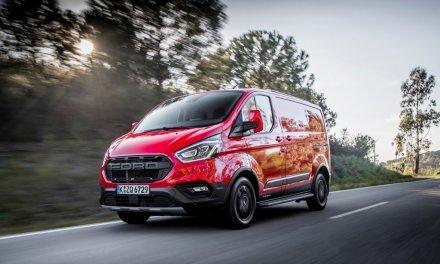 Neu für den Ford Transit: Active und Trail